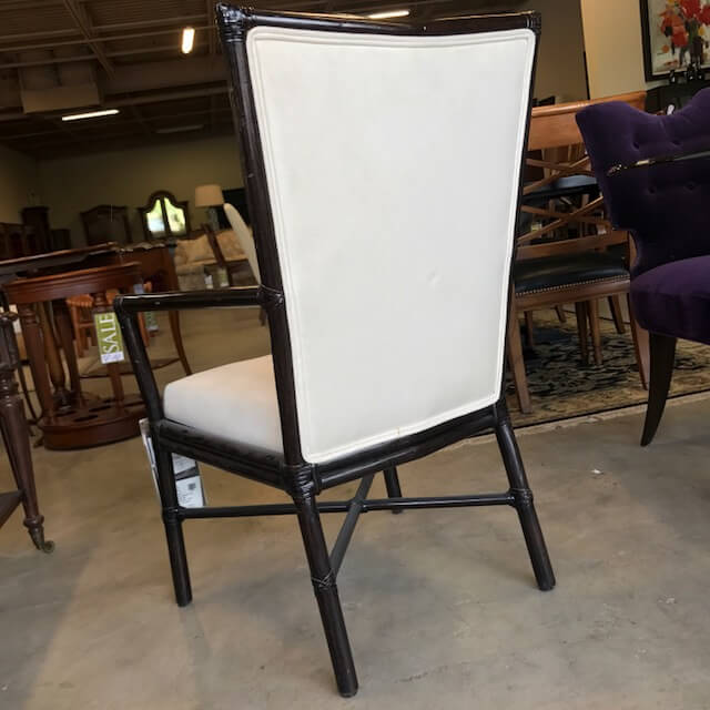 Orlando Diaz-Azcuy Cambria Chair Back View