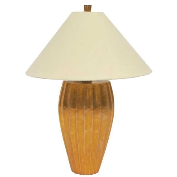 McGuire Fluted Table Lamp