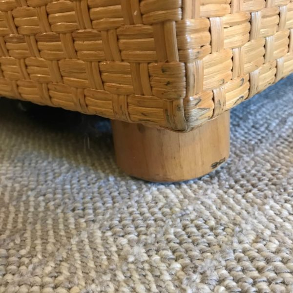 Cambay Detail Photo Rear Foot on Sectional