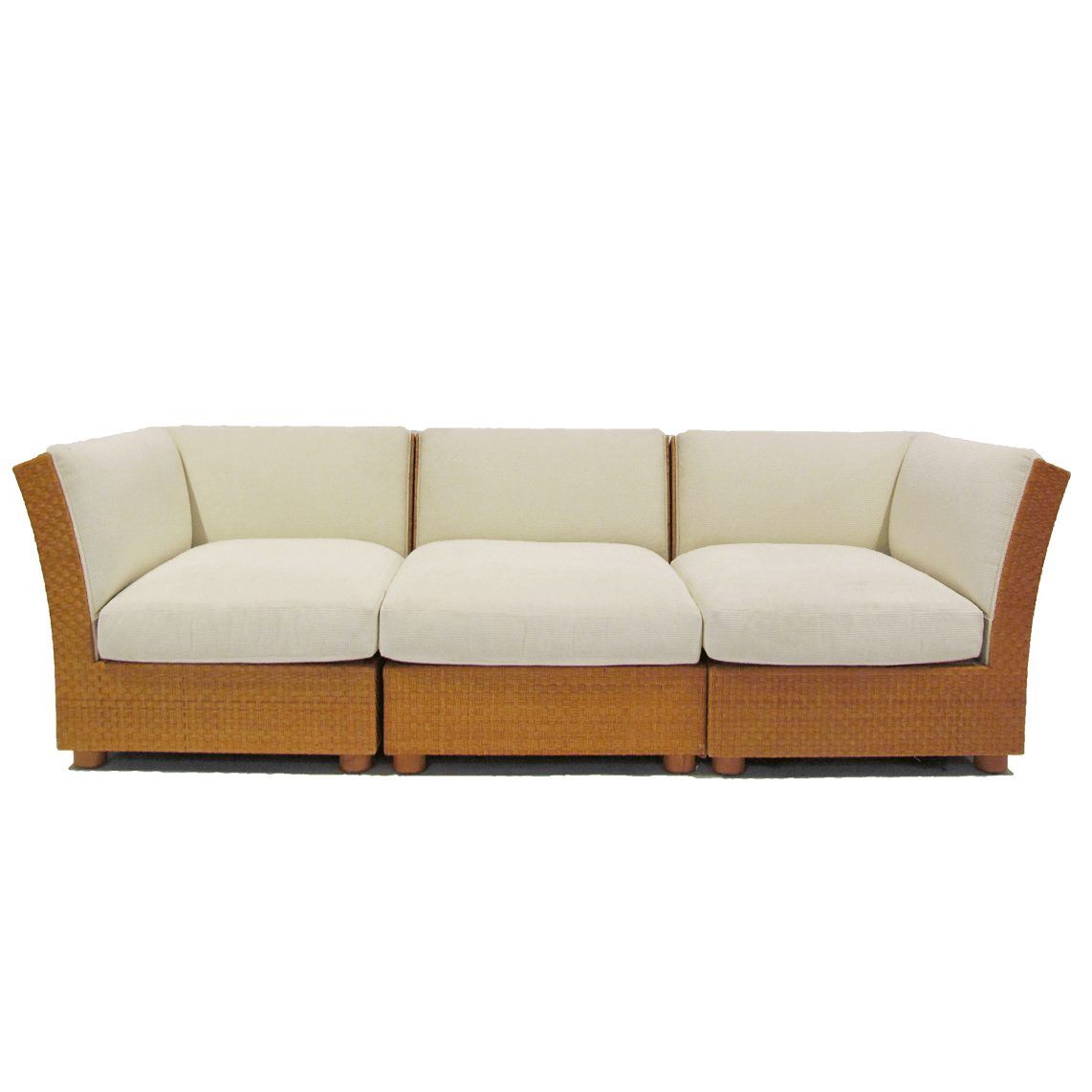 Cambay Woven Sectional Set
