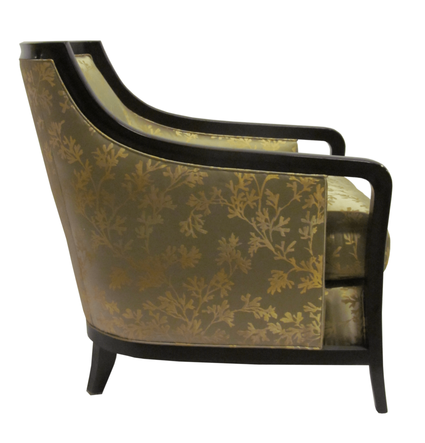 Baker Salon Chair by Barbara Barry
