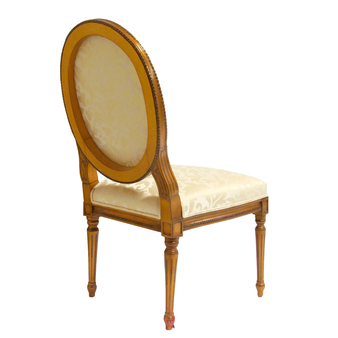 Artistic Frame Oval Dining Chair