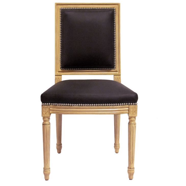 Louis XVI Dining Arm Chair