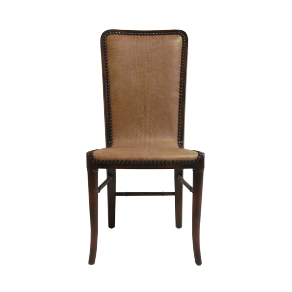 Theodore Alexander Acacia Side Chair Front View
