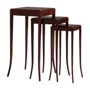 Barbara Barry Nesting Tables by Baker Furniture image