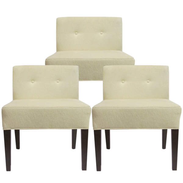Custom Vanity Stool Set