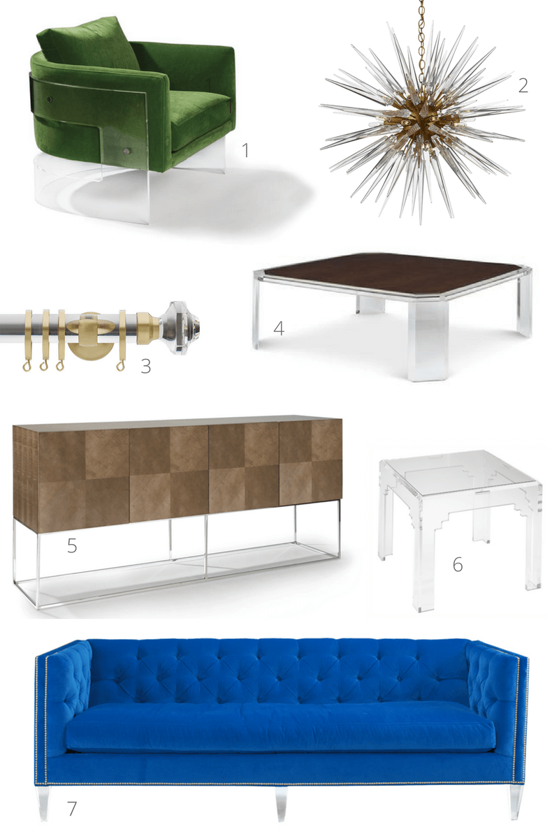 Acrylic Furniture - the Design Digest