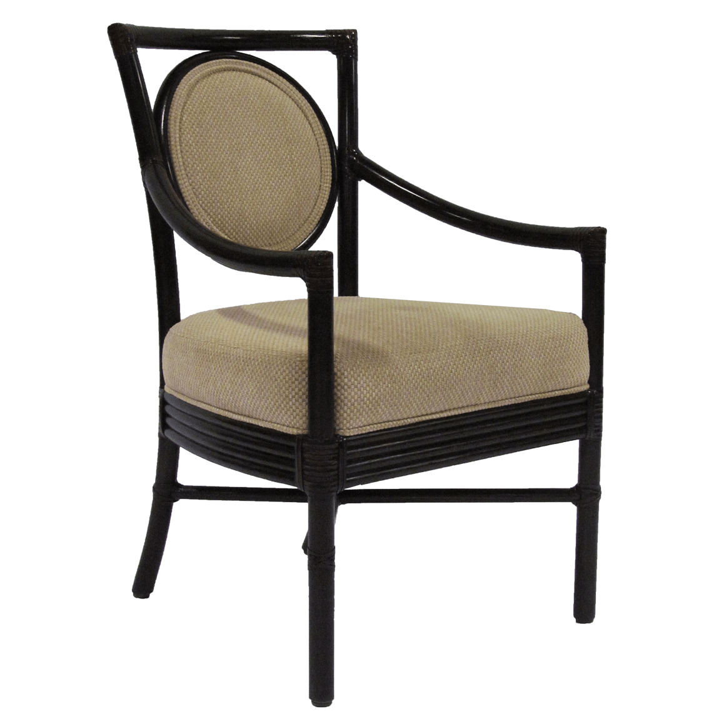 McGuire Salon Arm Chair