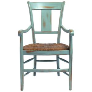 2816A Ville Franche Sur Mer Arm Chair by Artistic Frame