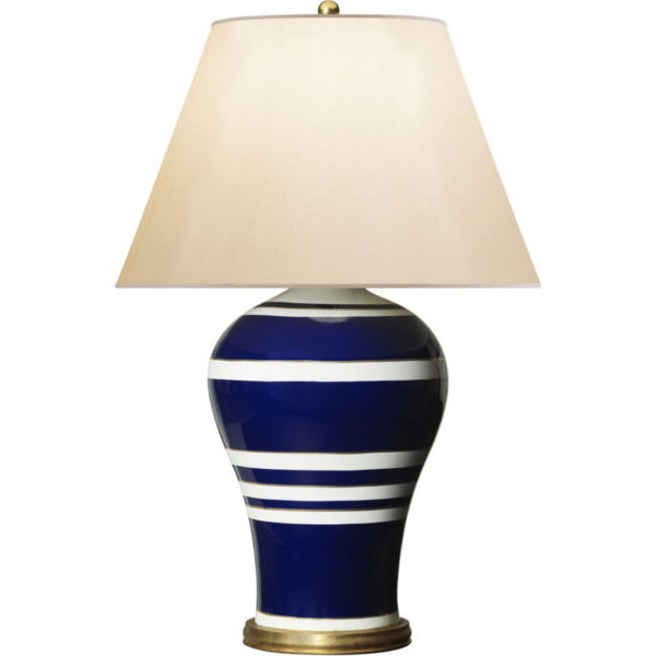 RL Delphine Blue Stripe Table Lamp