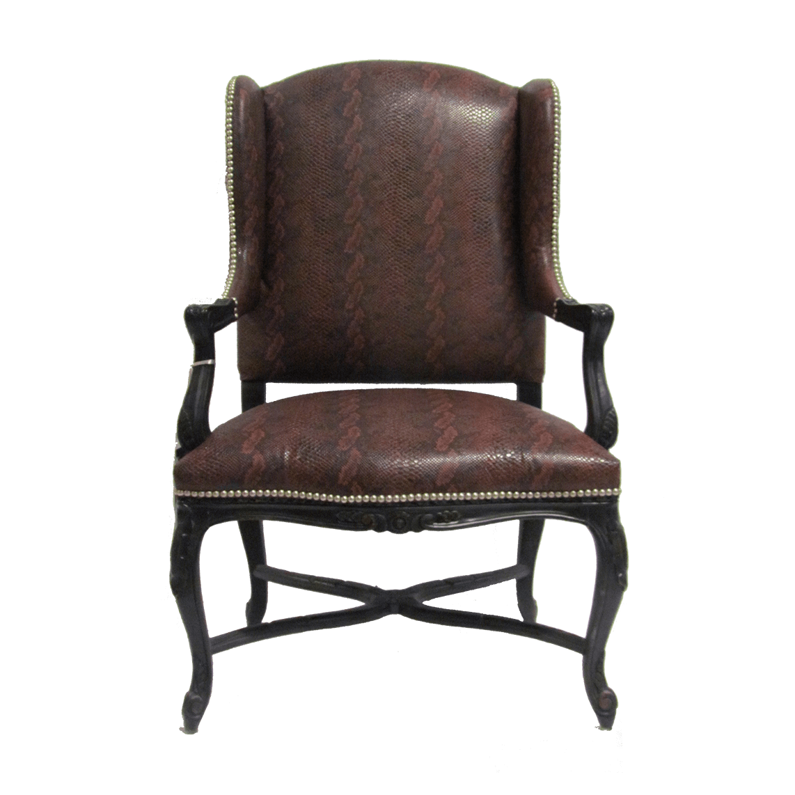 Century Parisian Wing Chair