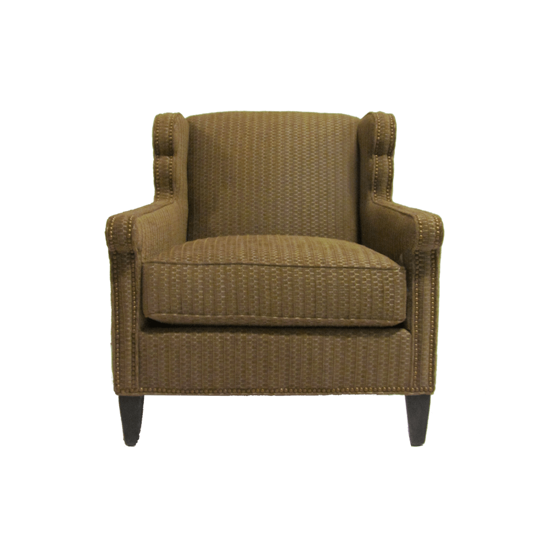 Huntington_Furniture_Co_Lounge_Chair- Modified Wingback