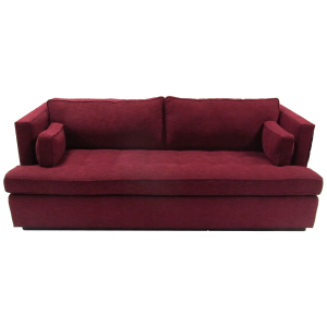 Duralee Central Park Boxed Back Sofa