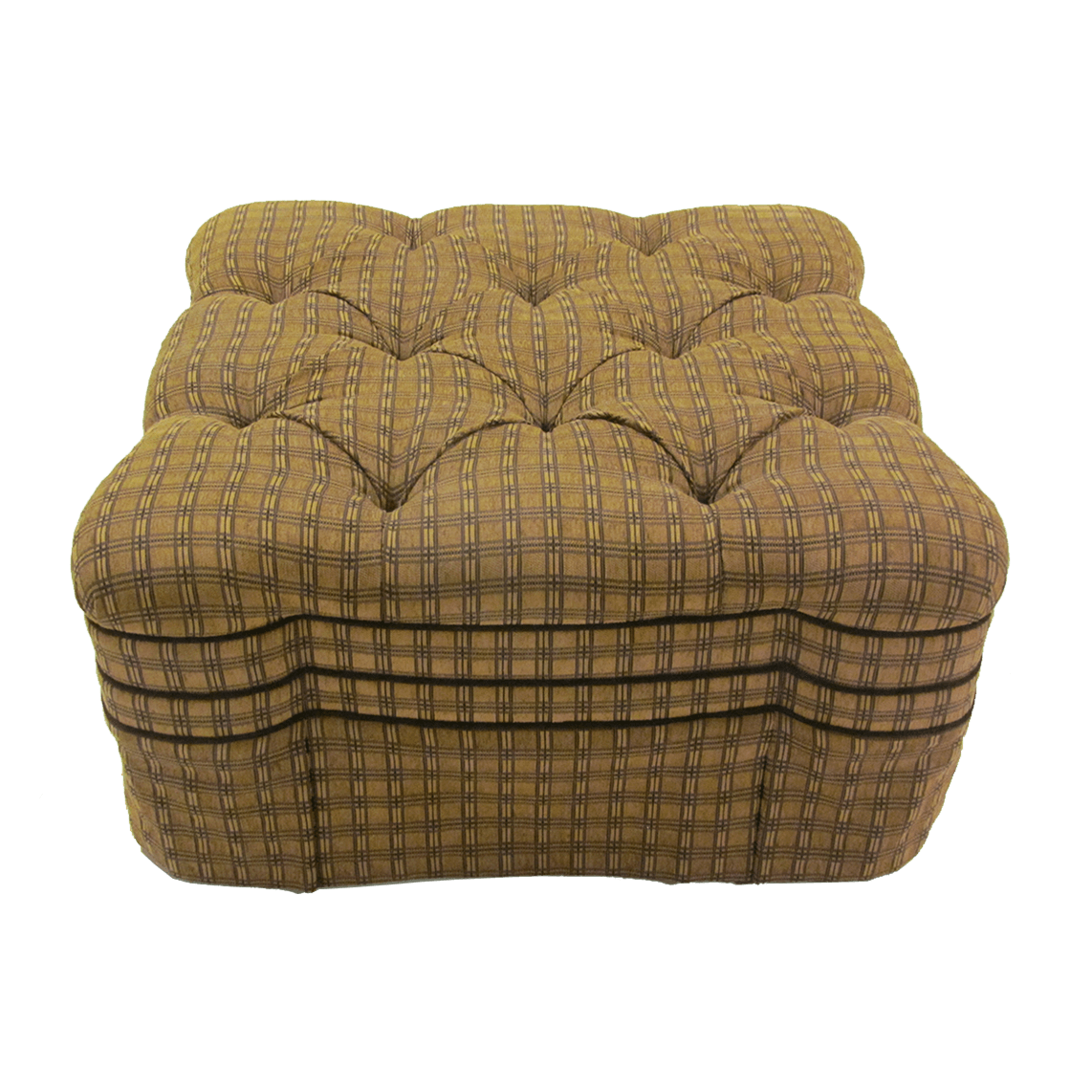 Phenomenal Tufted Ottoman Theyellowbook Wood Chair Design Ideas Theyellowbookinfo