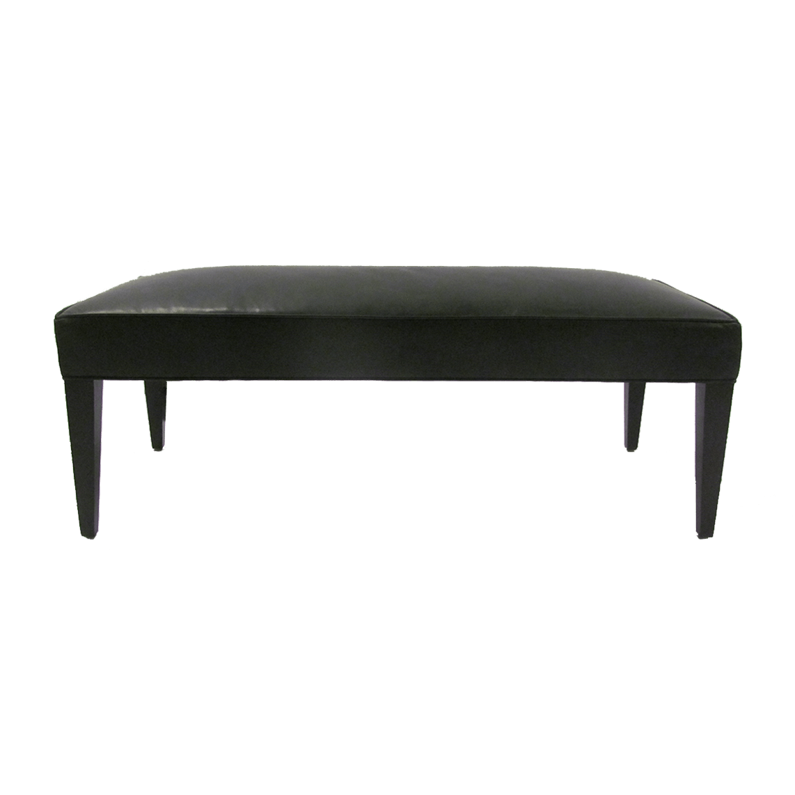 Lee Industries Leather Dining Bench