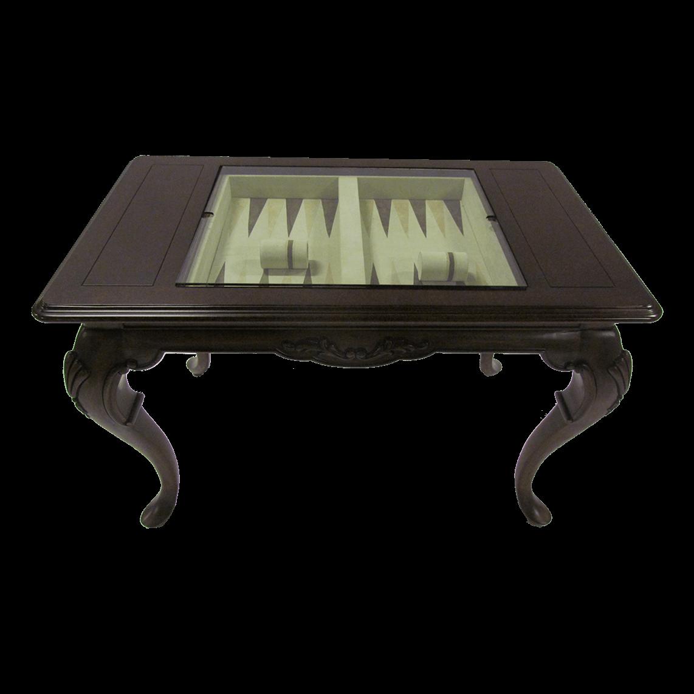 BAU Backgamon game table