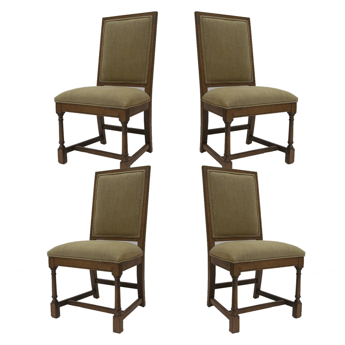 Exeter Side Chair. Century. 254118_Artistic_Frame_Lolling_Side_Chair