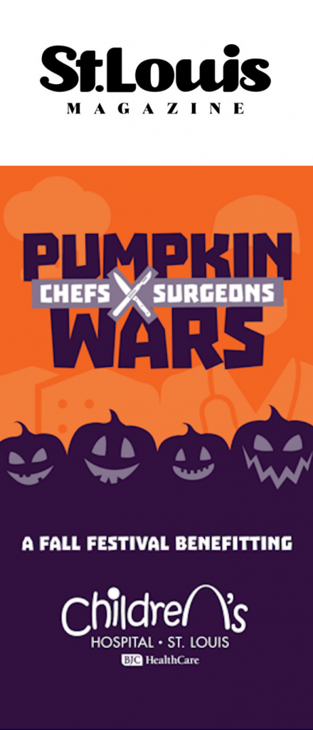 Pumpkin Wars: Chefs vs. Surgeons: Sunday, October 21, 2018
