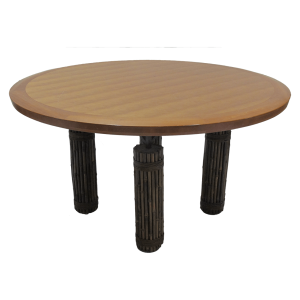 McGuire Huxley 54 diameter dining table