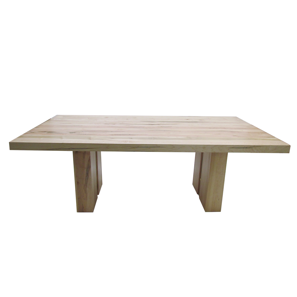Canadian Natural Maple Dining Table Kdrshowrooms Com