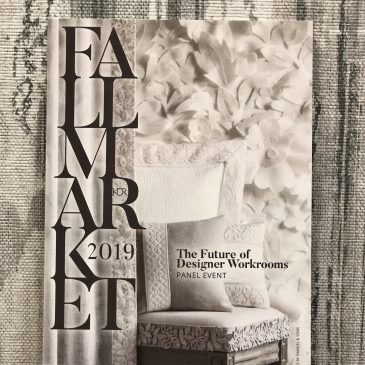 2019 Fall Market: The Future of Designer Workrooms