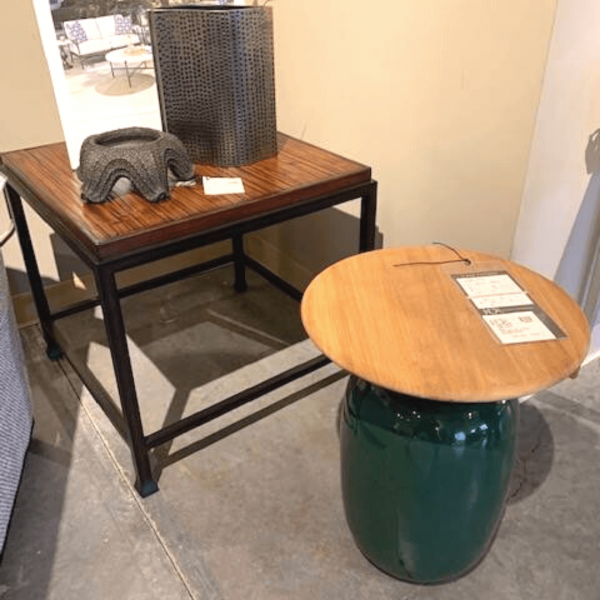 Gloster Blow Side Table