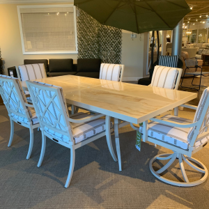 Tommy Bahama Outdoor Misty Garden Dining Set